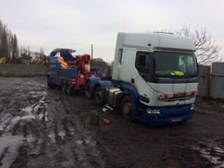 Fly tipping truck seizure Dec 2017