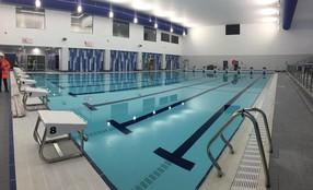 Sapphire swimming pool