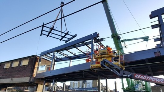 Rail work TfL