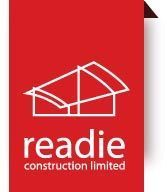 Readie construction logo