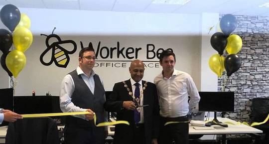 Workerbee launch July 2018