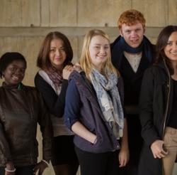 Essex University students