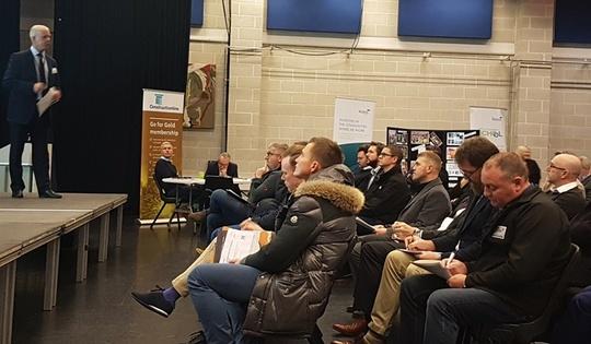 Meet the Buyer event 17 Jan 2019