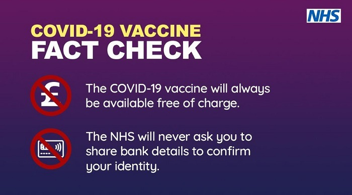 Vaccine fact graphic