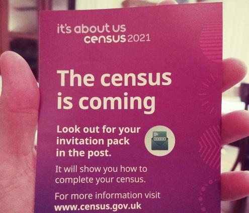 Census pack photo