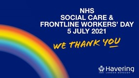 Frontline workers day 2021