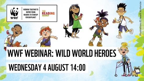 Wild Wood Heroes event 495px