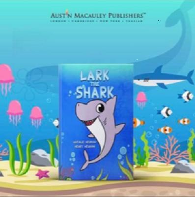 Lark the Shark front cover