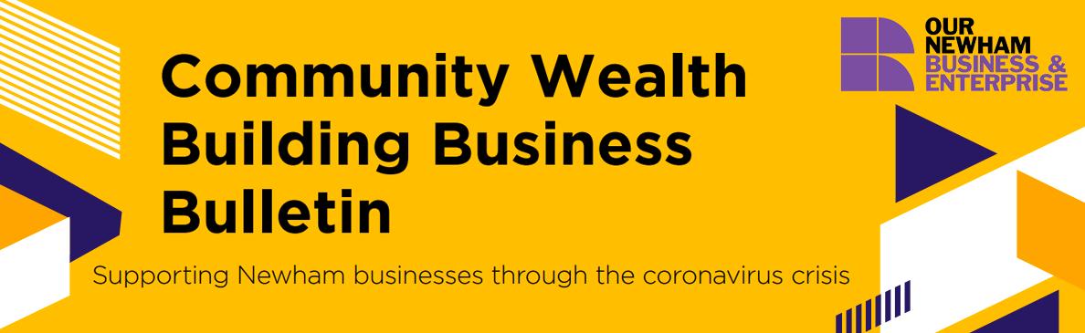 Community wealth building business bulletin