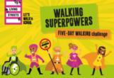 Walking superpowers image