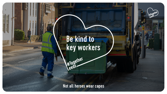 Be Kind to Our Workers