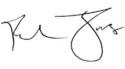 Richard Jones Signature