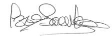 Councillor Izzi Seccombe signature