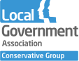 local government association - conservative group