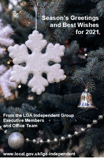 LGA christmas card