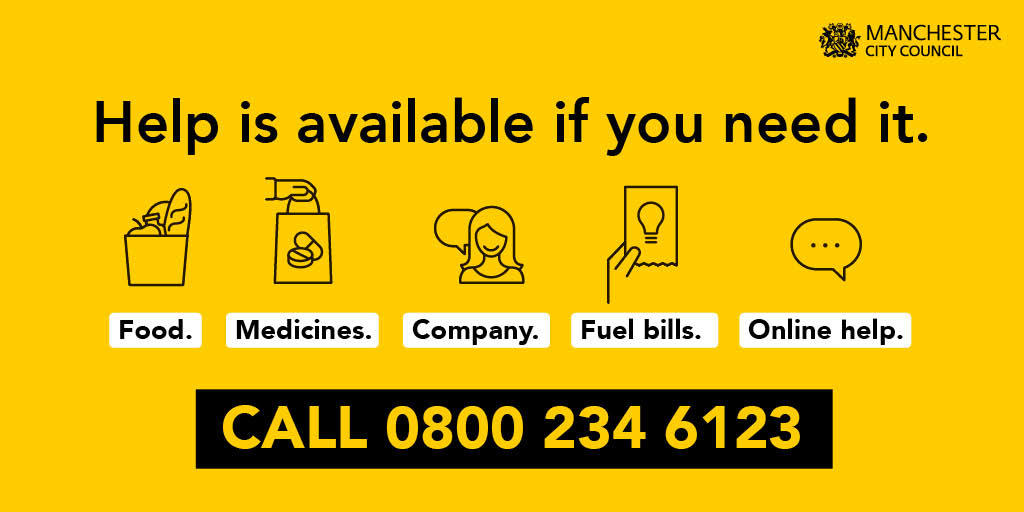 Help is available if you need it. Call 0800 234 6123.