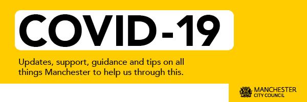 COVID-19 Newsletter header