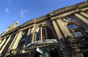 Outdoor image of the Royal Exchange Theatre building