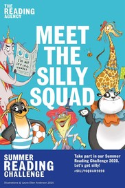 Meet the silly squad poster