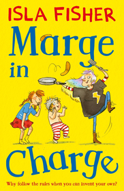 Marge in Charge cover