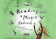 Reading is Magic Festival Poster