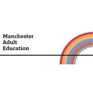Manchester Adult Education Service Logo