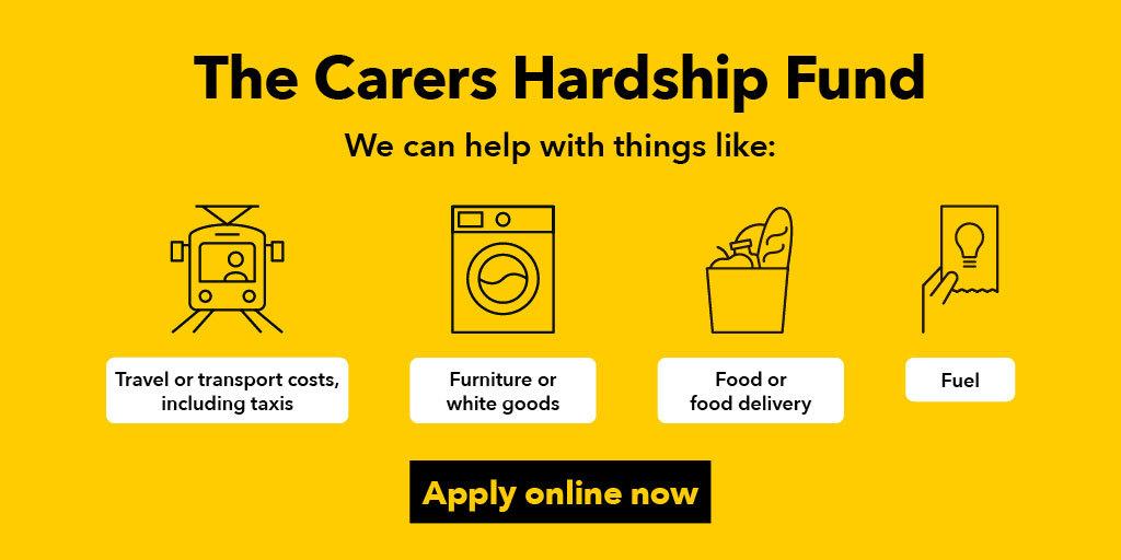 The Carers Hardship Fund