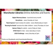 MAnchester Libraries digital programme