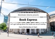 The book express challenge photo of Central Library