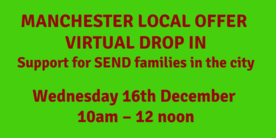 Virtual Local Offer Drop In