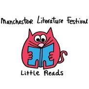 Manchester Literature Festival Little Reads poster