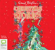 Enid Blyton cover Christmas stories