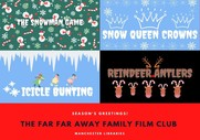 The Far Far Away Family Film Club poster