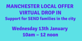 Local Offer January Drop In