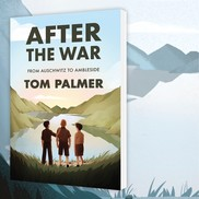After the War by Tom Palmer front cover