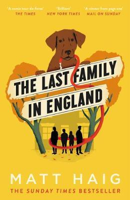 Last family book cover