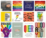 LGBT book covers