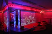 Sensory room view