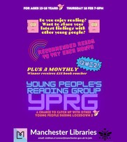 Young Persons reading club