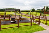 Farm play area