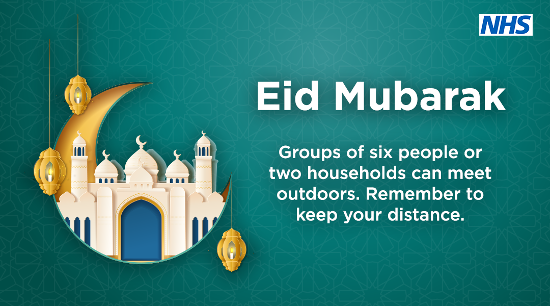 Stay safe this Eid