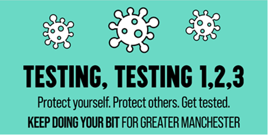 Protect yourself and others with a free test