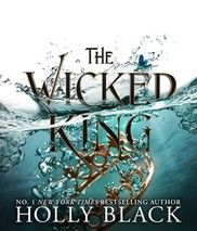 The Wicked King book cover