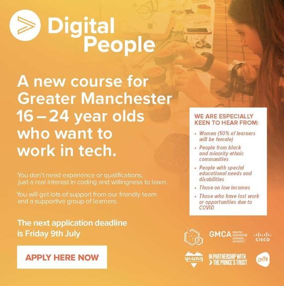 Digital People poster