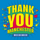Thank You Manchester poster
