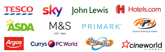 Savings logos