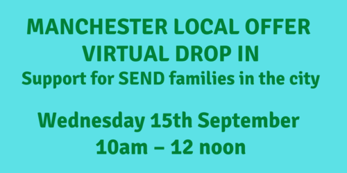 Local Offer drop in