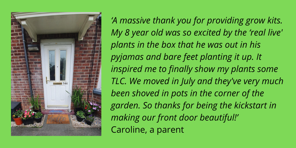 Feedback from parent on summer activities