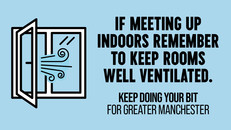 Keeping rooms ventilated