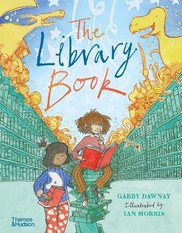 The Library Book - front cover